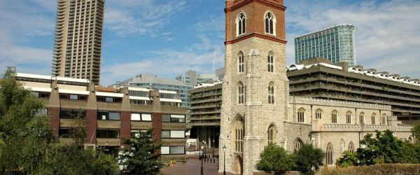 Churches of the Barbican