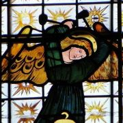 William Morris  & G.F. Bodley: a creative relationship with an abrupt end
