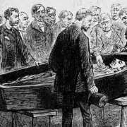 Face to face with London's dead: a history of human remains on display