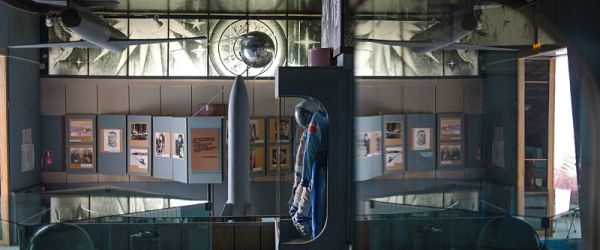 Regional Museums of Space Exploration in Russia