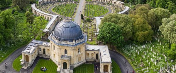 Unforgettable Gardens - Brompton - A Garden Cemetery reborn