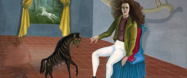 Women Surrealists  with Professor Dawn Ades on Zoom