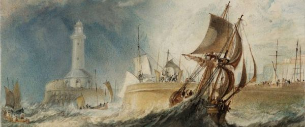 Turner's English Coasts