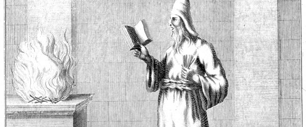Zoroastrianism and the Parsis - Professor Almut Hintze - Zoom Lecture