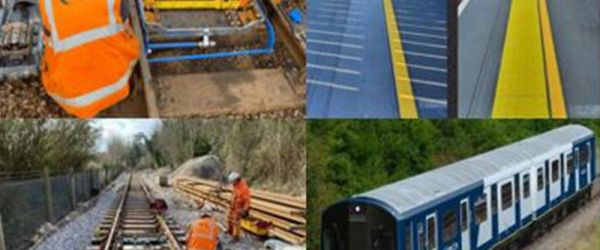 Isle of Wight Railway – Island Line Upgrade Works