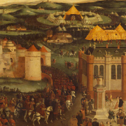 Gold and Glory: Henry VIII and the French King