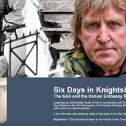 Six Days in Knightsbridge – the SAS and the Iranian Embassy Siege