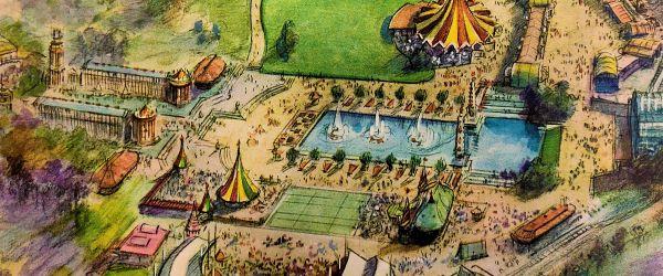 Festival of Britain 70th Anniversary: Battersea