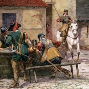 Fighting, Campaigning and Travelling in the English Civil War