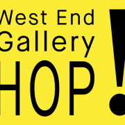 Post-lockdown West End Gallery HOP!