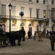 Behind the Scenes: Georgian Buildings in TV and Film