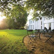 Visit a garden - The Hurlingham Club (Fulham)