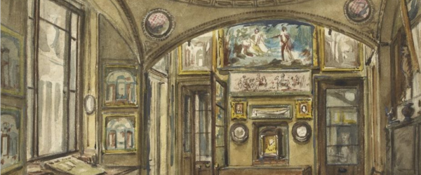 Sir John Soane's fascination with Napoleon Bonaparte