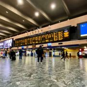 Curating Concourses at Euston Station