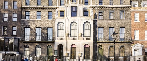 Taking Care: Exploring the Building Archive at Sir John Soane's Museum