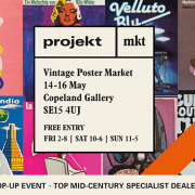 Vintage Poster Market