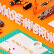 Made in Brunel: Above the Fold