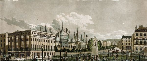 Brighton's development as a seaside resort – causes and consequences