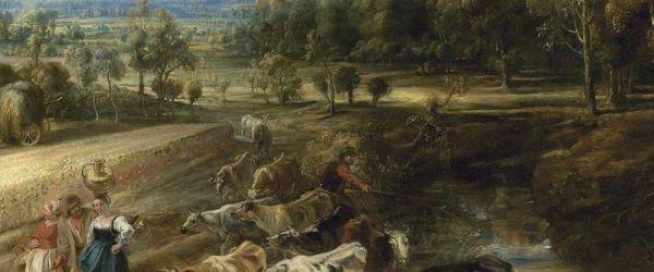 Meet the Expert: Rubens: Reuniting the Great Landscapes