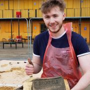 Hands-on Outdoor Brickmaking and Short Performance
