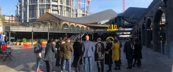 New London Architecture Walking Tour –  King's Cross St Pancras