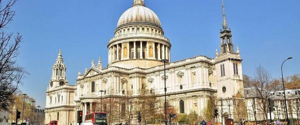 Online: Welcome to St Paul's Cathedral - A Virtual Tour