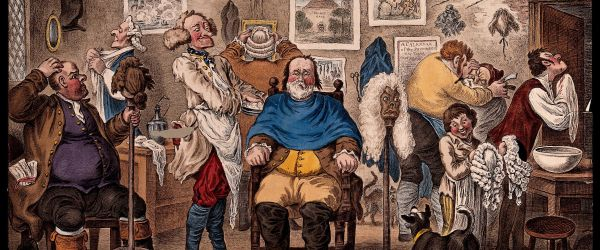 The Face of Politeness: Shaving and Masculinity in the Eighteenth Century