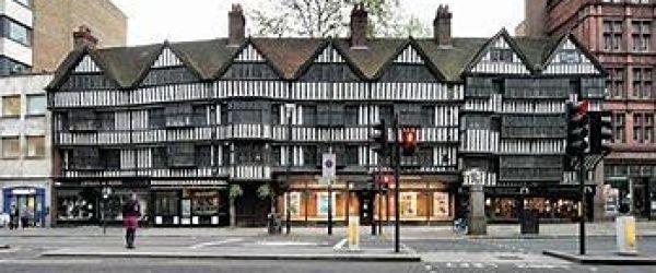 WALK: Shardlake's London