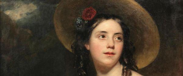 The Female Byron - Letitia Elizabeth Landon