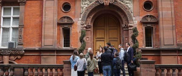 New London Architecture Walking Tour – Victoria