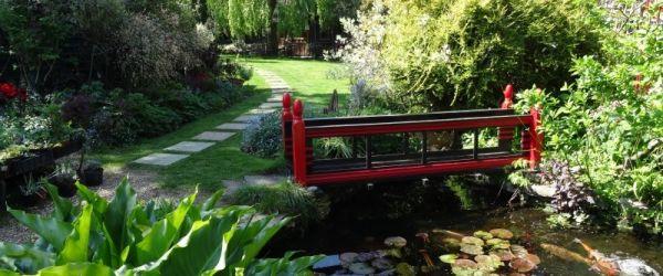 Visit a garden - 5 St Regis Close (Muswell Hill)