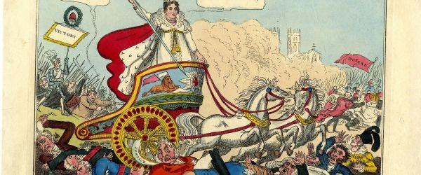 "Online: Caroline of Brunswick - ""Injured Queen of England"""
