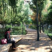 Nine Elms Park – creating a new public space for London
