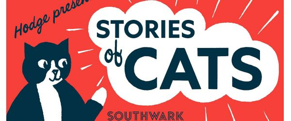 Southwark Cathedral and Hodge the Cathedral Cat Presents Stories of Cats
