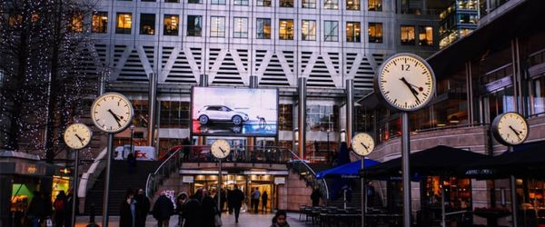 New London Architecture Walking Tour – Canary Wharf