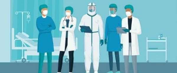 Nursing a Pandemic: Fighting for the Frontline