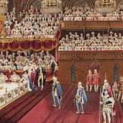 Online: The Coronation Banquet of King George IV 1821