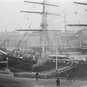 The Cutty Sark and Her Crews