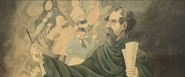 Technicolour Dickens: The Living Image of Charles Dickens