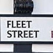 REPEAT WALK: Fleet Street - The Print & the Press