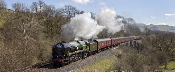 Steam train to run through Southwest London