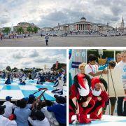 ChessFest at Trafalgar Square