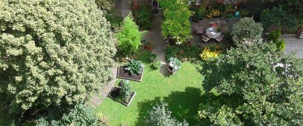 Visit a garden - Tonbridge House (Euston)