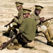 West Indian Soldier