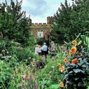 Open gardens at The Charterhouse