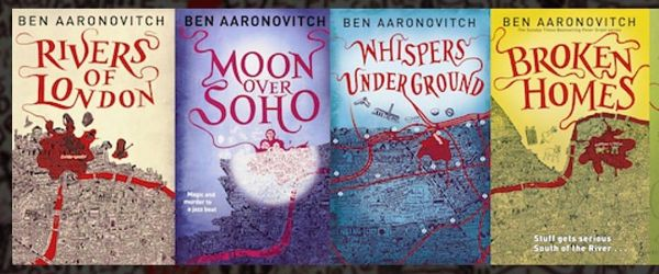 Centenary of the Rivers of London  with Ben Aaronovitch