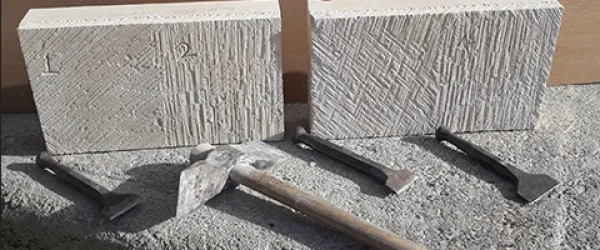 Conservation on the Road: Stone Shaping