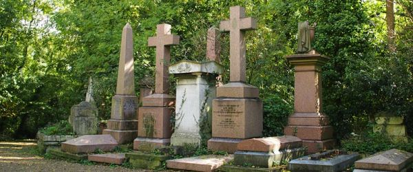 Symbols of the Victorian Cemetery