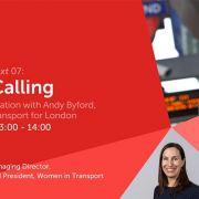 Urban Transport Next 07: London Calling
