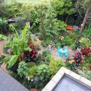 Visit a garden - York Road (Ealing)